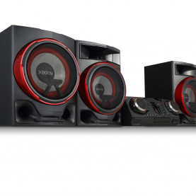LG EQUIPO DE SONIDO 32.000 USB MULTI-BLUETOOTH  TV SOUND SYNC / MODELO: CL88