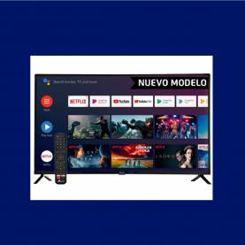 "LED RIVIERA DE 42"" ANDROID TV 9.0 FULL HD CONTROL POR VOZ  BLUETOOTH / MODELO: RLED-AND42CHG6F"