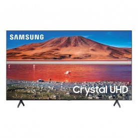 "SAMSUNG LED 75"" SMART TV 4K CRYSTAL UHD SMART HUB Y ONE REMOTE / MODELO: UN75TU7000PXPA"