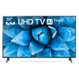 "LG TV LED 50"" SMART AI TV / 4K ULTRA HD BLUETOOTH / MODELO: 50UN7310PSC"