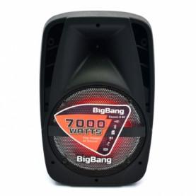 "PARLANTE BAZZUKA BIG BANG 8""  7.000 WATTS / MODELO COSMIC 8BT"