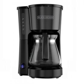 BLACK+DECKER CAFETERA PARA 5 TAZAS. COLOR NEGRO / MODELO: DCM0701B