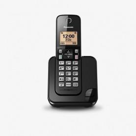 TELEFONO INALAMBRICO NEGRO PANASONIC KXTGC350LAB