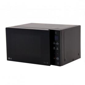 LG MICROONDAS 0,9PIES  25LTS. / SMART-INVERTER / NEGRO AHUMADO / MODELO: MS0936GIS