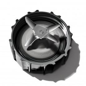 BLACK+DECKER LICUADORA DE 550 WATTS. 10 VELOCIDADES CON FUNCIÓN DE PULSO / MODELO: BLBD210GSS