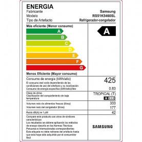 REFRIGERADORA - SAMSUNG - RS51K5460SL