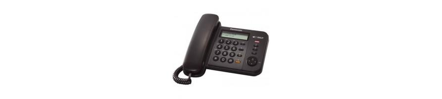 TELEFONOS ALAMBRICOS